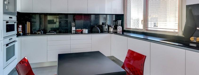 Дизайн кухни г-образные