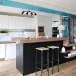Кухня с полуостровом – удобно, функционально и красиво