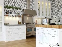 Дизайн кухни от Икеа