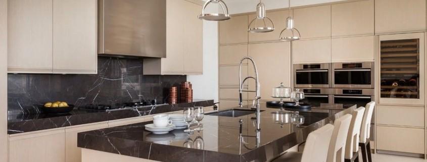 Дизайн фасадов кухонных шкафов
