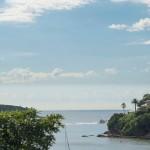 Интерьер австралийского дома с видом на океан