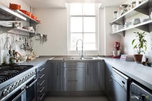 Дизайн кухни в 9 кв.м