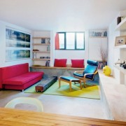 Интерьер комнаты для отдыха