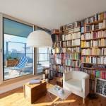 Обустраиваем библиотеку в гостиной стильно, функционально и красиво