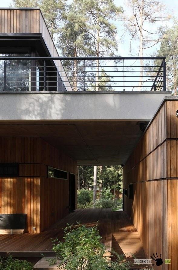 Балкон и навес