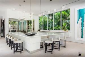 Интерьер виллы в Майами