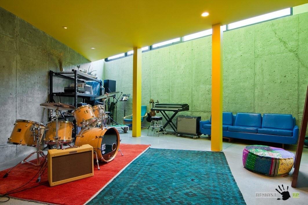 Музыкальная мастерская