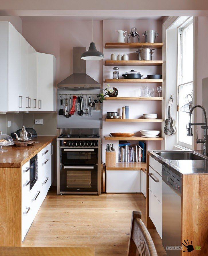Кухонная компоновка