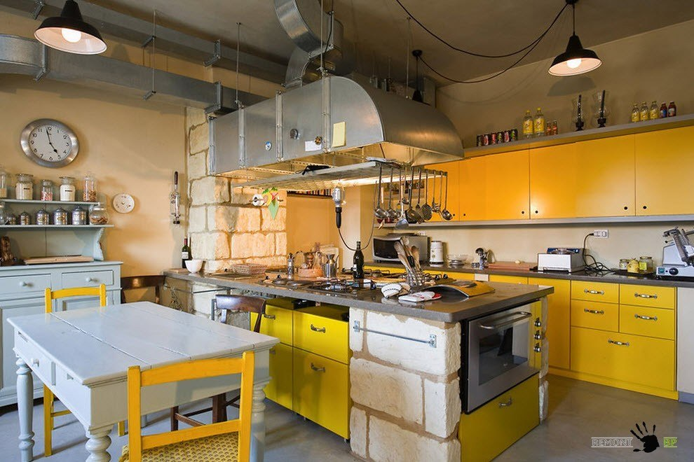 Необычная кухня