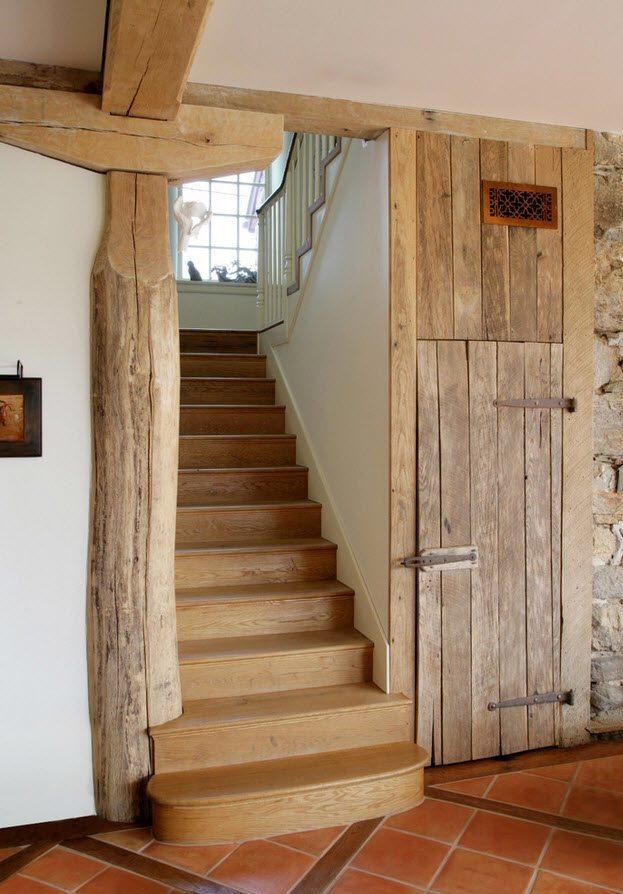 Светлая древесина