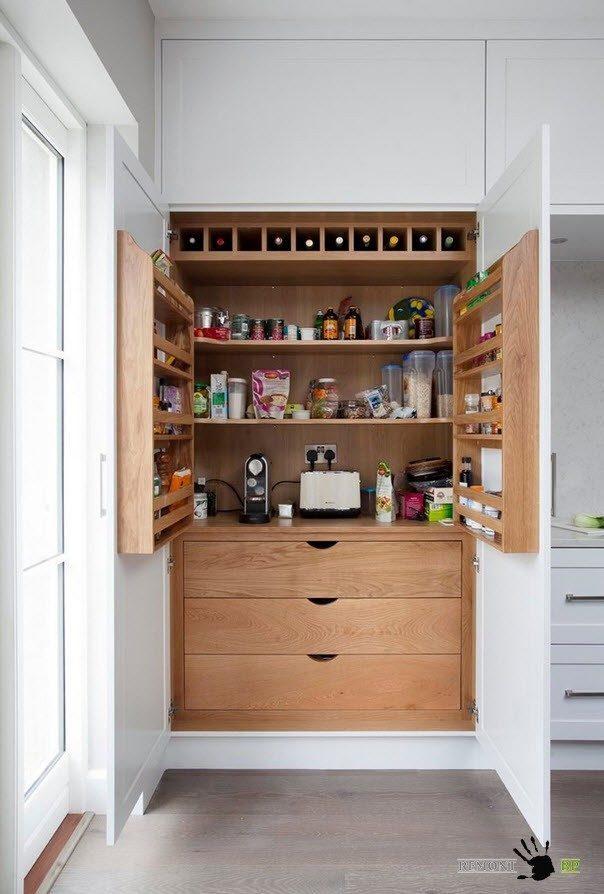 Шкаф в кухонном ансамбле