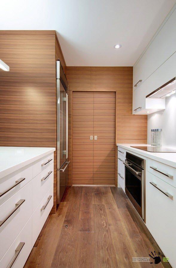 Кухня-коридор