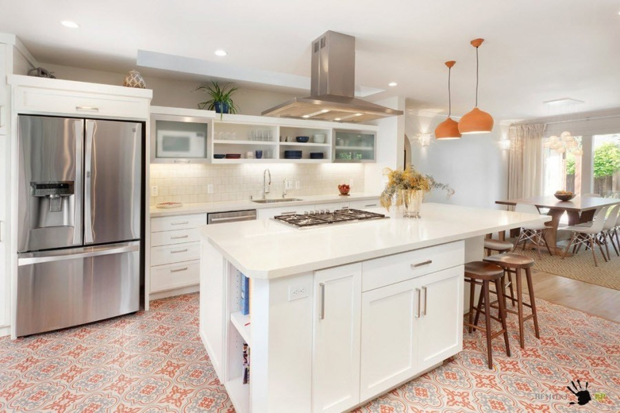 37 Gorgeous Kitchen Islands With Breakfast Bars Pictures