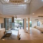 Восточный минимализм в интерьере токийского дома