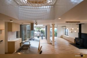 Интерьер токийского дома