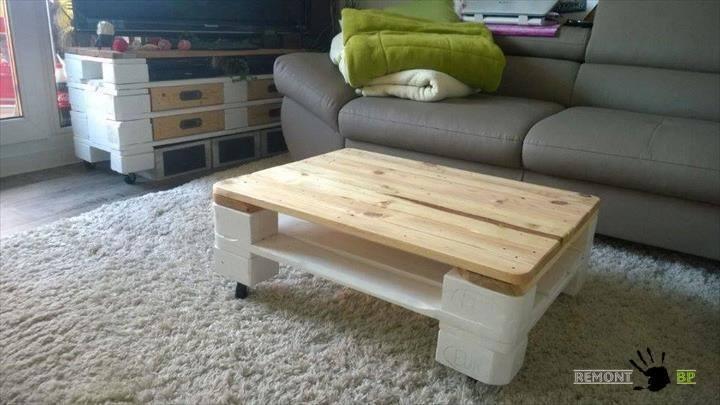 Комбинированный столик