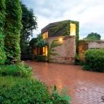 Фасад из кирпича – практично, красиво, надежно