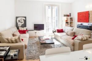 Дизайн мадридской квартиры