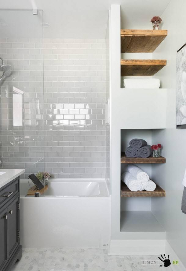 Системы хранения в ванной