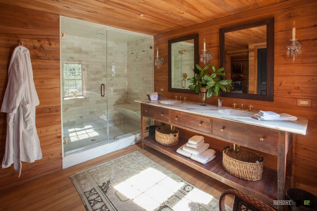 Extreme bathrooms