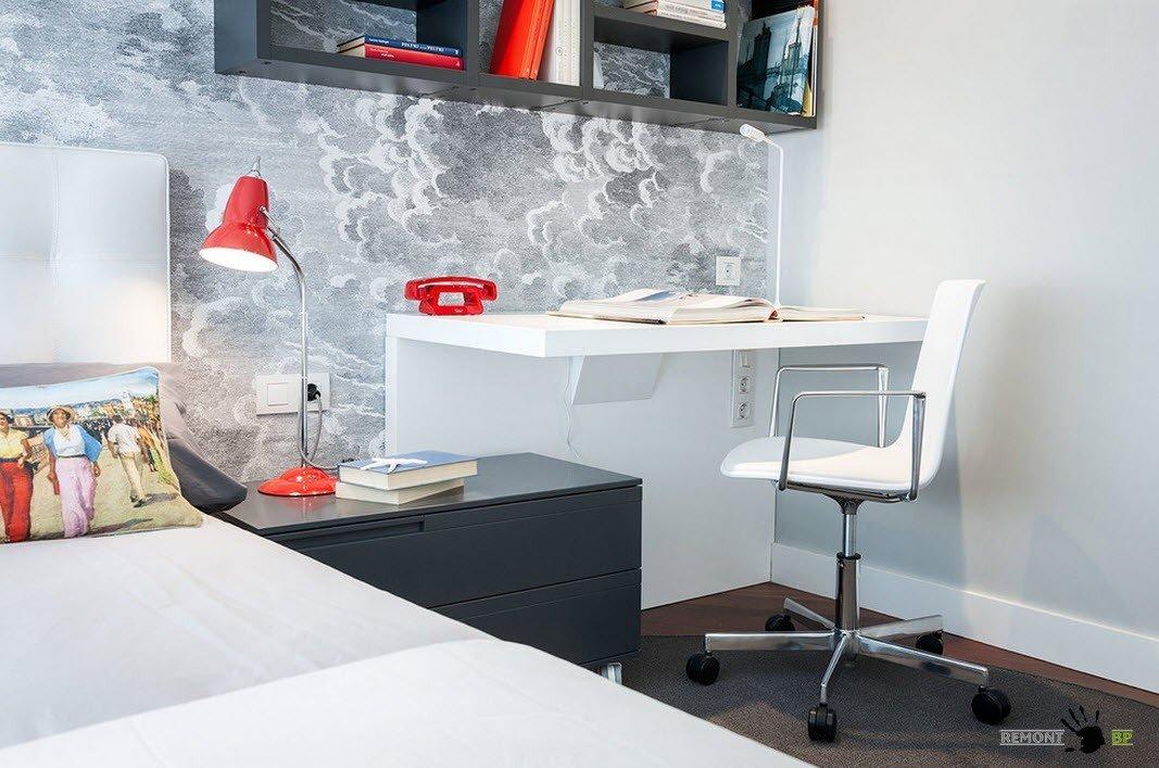 Дизайн-проект одной квартиры – модные тенденции 2015