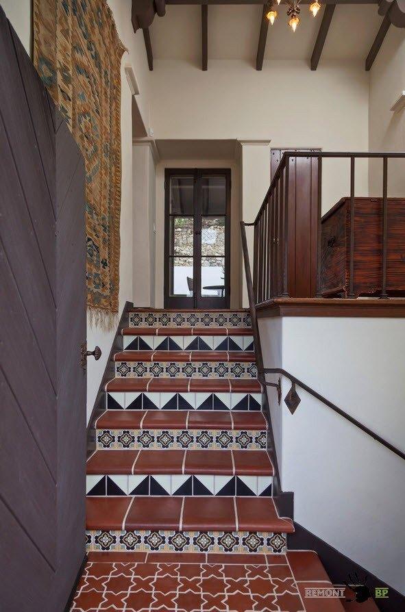 Яркая лестница