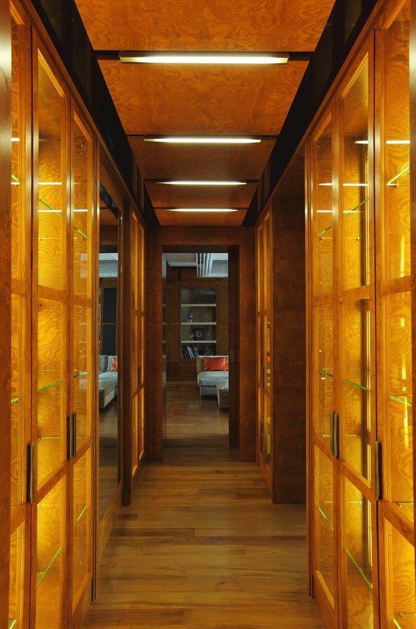 Янтарный коридор