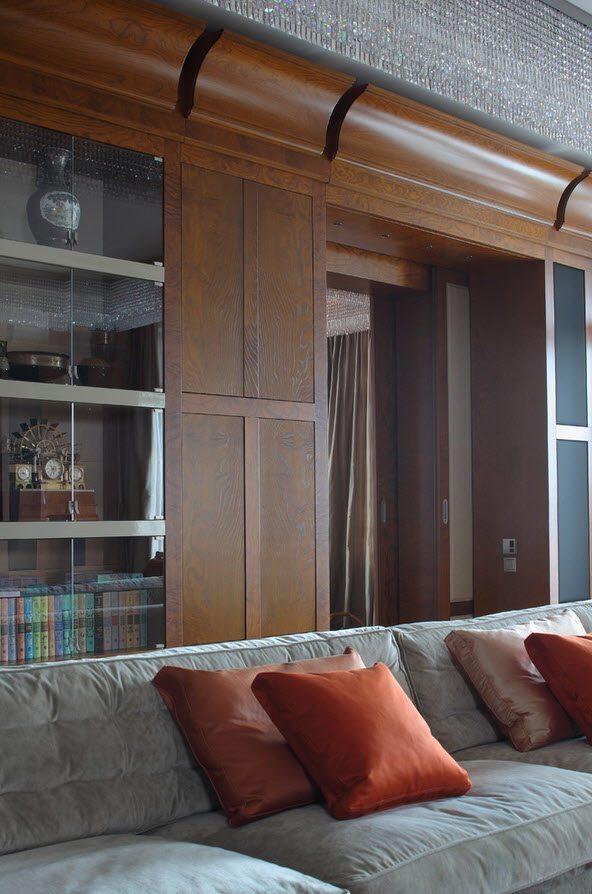 Шкафы-витрины