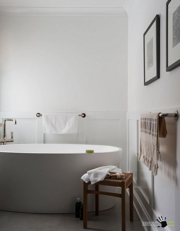 Фокус на ванну