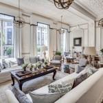 Роскошная лондонская квартира в классическом стиле