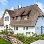 Интерьер в пастельных тонах загородного дома в Германии