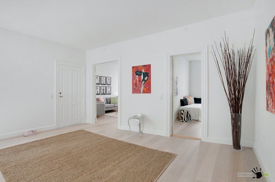 Скандинавский стиль в датском жилище