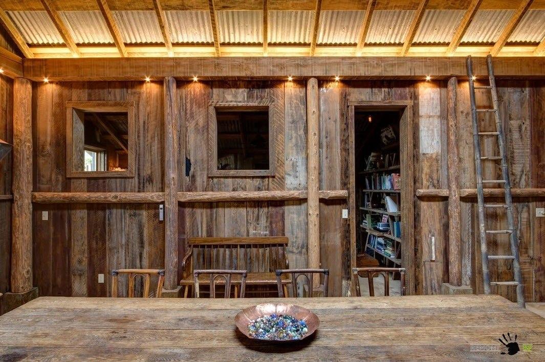Дизайн проект деревянного дачного домика на фото
