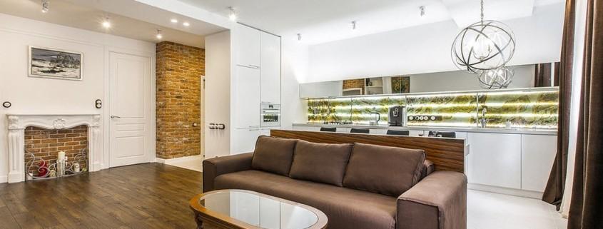 Интерьер самарской квартиры