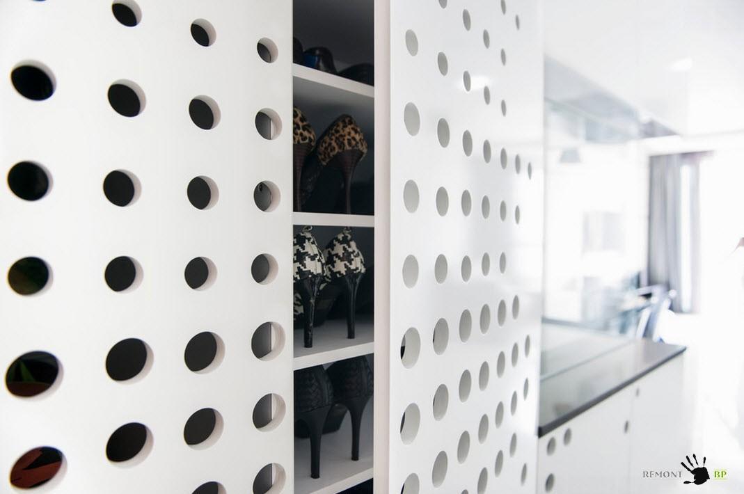 Системы хранения с перфорацией