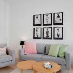Скандинавский стиль для квартиры в Копенгагене