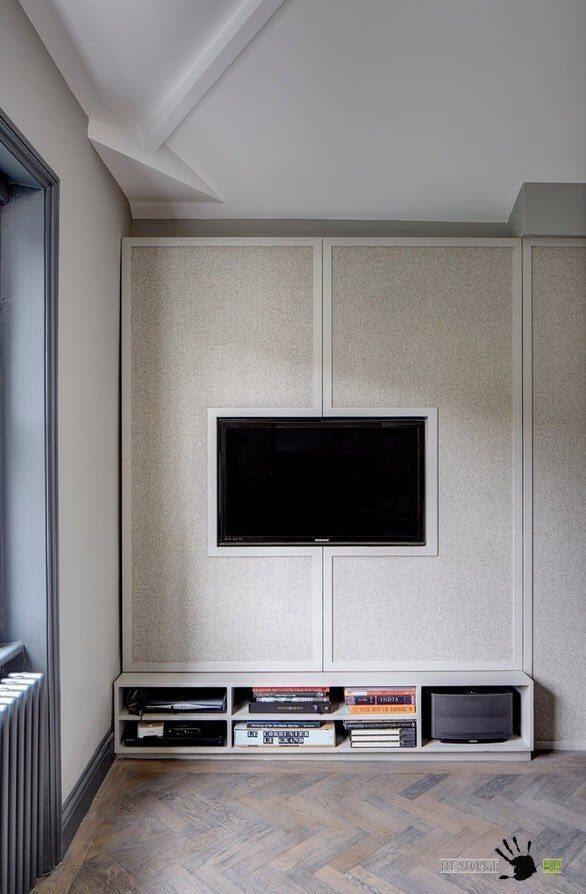 Шкаф со встроенным телевизором