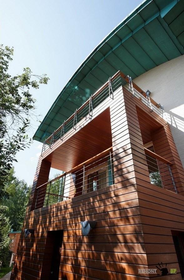 Балконы и террасы