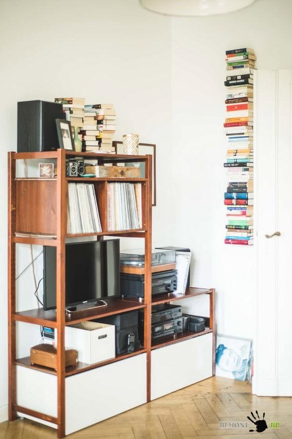 Видео-зона в системе хранения