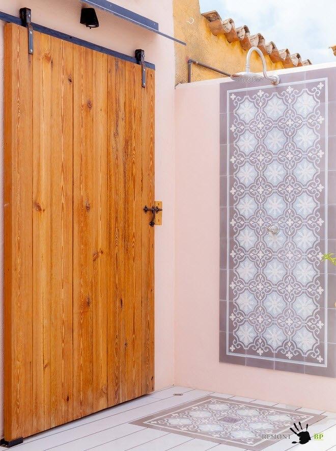 Орнамент керамической плитки