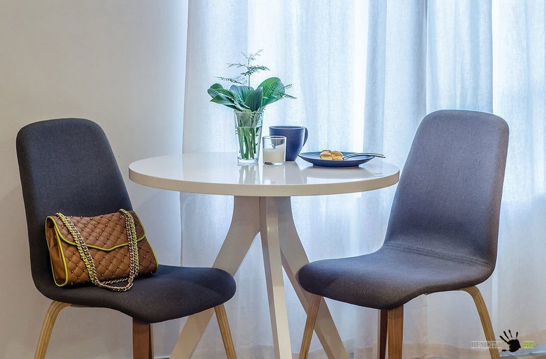 Изящная и легкая мебель