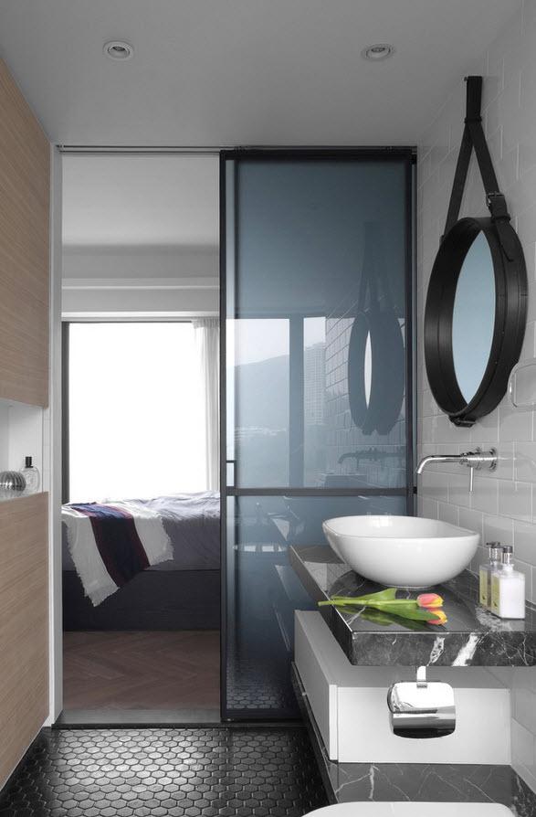 Ванная комната у спальни