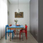 Дизайн квартиры в Германии площадью 44 кв. м