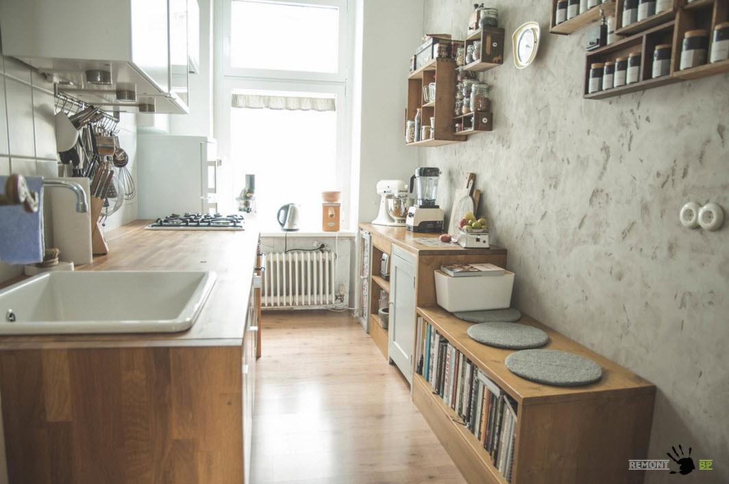 Кухонное пространство
