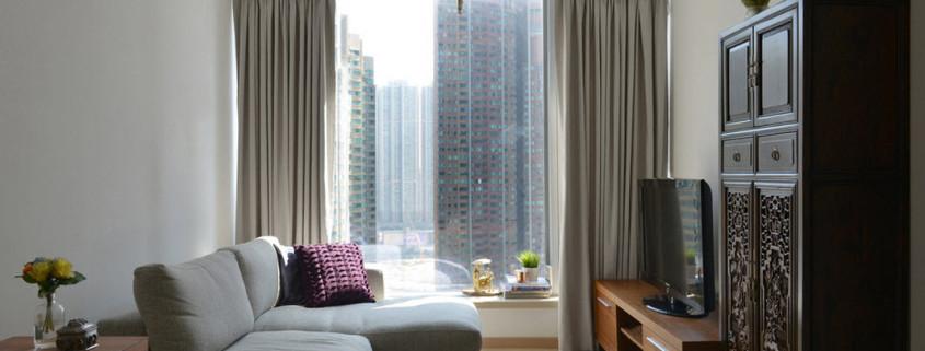 Интерьер пекинской квартиры