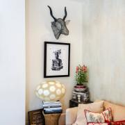 Оригинальный интерьер лондонской квартиры