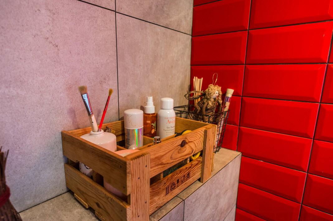Системы хранения в утилитарном помещении