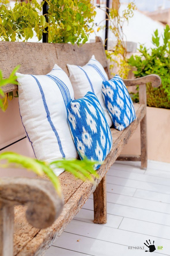 Выразительный дизайн подушек