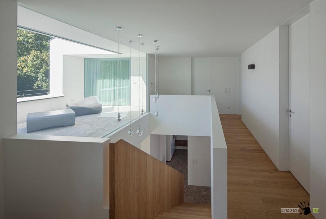 Пространство между этажами