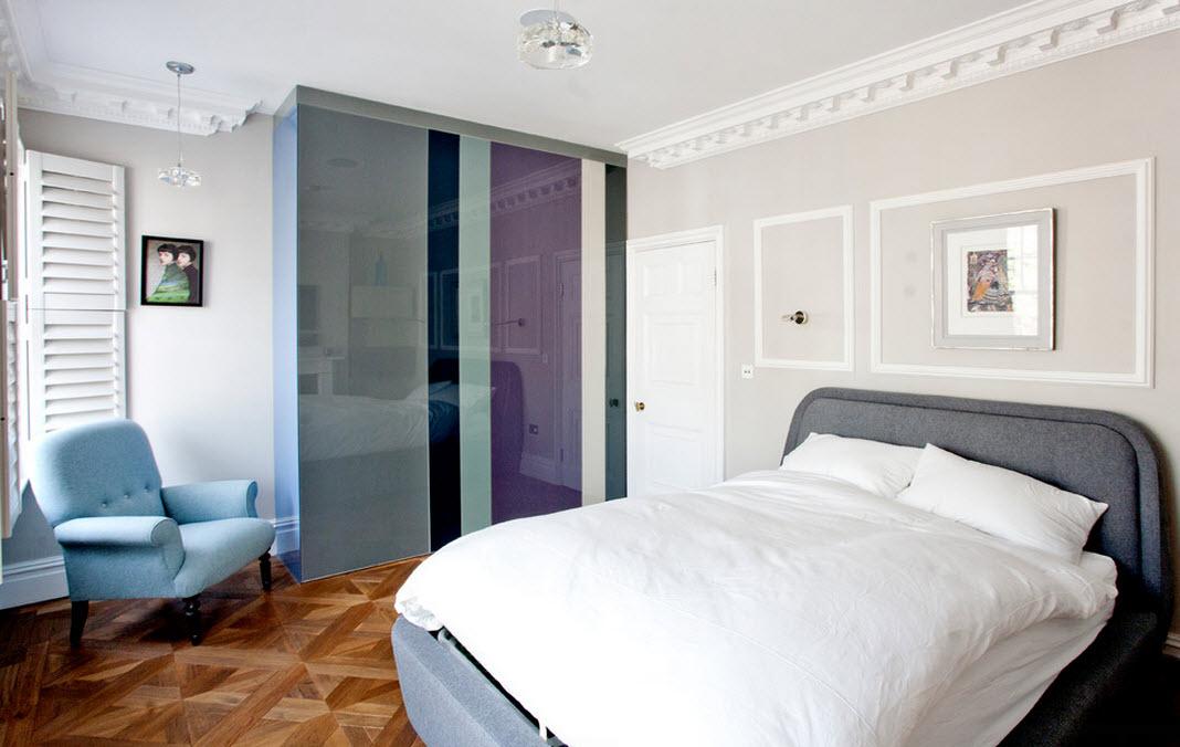 Дизайн главной спальни